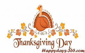 thanksgiving day november free template