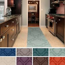 rug runners contemporary kitchen home depot rug runners for hallways kitchen rugs washable