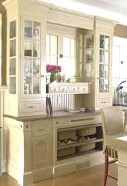 Kitchen Furniture Hutch Ashley Corner Antique Country And Buffet - Kitchen cabinet with hutch