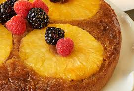 tops friendly markets recipe fresh pineapple upside down cake