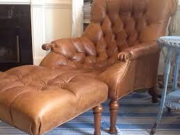 brown chair and ottoman 116 best vintage leather ralph lauren style images on pinterest