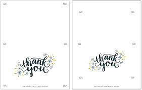 where to buy thank you cards freebie printable thank you card