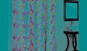 Green Chevron Shower Curtain Seafoam Green Curtains Yellow Chevron Shower Curtain Bathroom