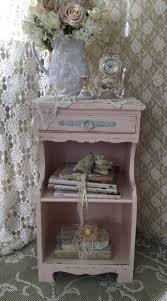 top 25 best shabby chic bedside tables ideas on pinterest shabby chic style pink end table stand bedside table nightstand nursery chippy distressed painted side table svfteam