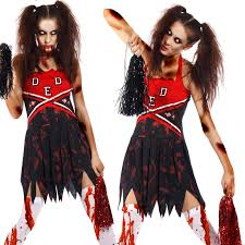 british halloween costumes scary ladies bloody zombie costume walking dead cosplay halloween