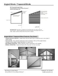 blinds for high angled windows u2022 window blinds