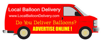 balloon delivery advertise your balloon delivery business
