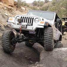 offroad jeep cj rock proof