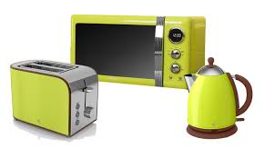 Kettle Toaster Offers Swan Retro Style Set Groupon Goods