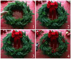 Decorating Christmas Wreath Ribbon by Decoration Ideas How To Choose Outdoor Animated Christmas
