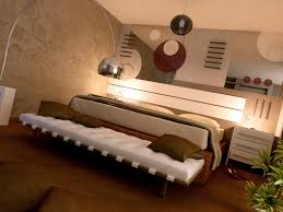 interior bedroom lighting by nando