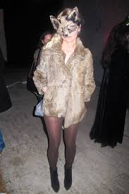 Fur Halloween Costumes 60 Supersexy Celebrity Halloween Costumes Pictures Popsugar