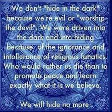 paganism came before the religion of today get your facts
