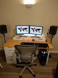 ikeastation escritorio pinterest pc desks desks and dorm room