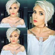 20 trendy hair color ideas for women 2017 platinum blonde hair