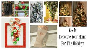how to decorate your home for the holidays u2013 the bajan texan