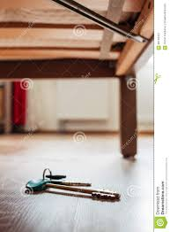 missing keys under the bed stock photo image 60140421