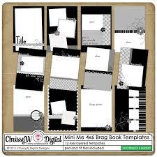 brag book photo album 4x6 125 best pl templates images on card sketches