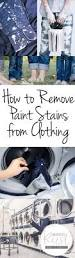 Remove Crayon From Wall by Best 25 Remove Paint From Clothes Ideas On Pinterest Remove