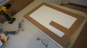 diy tips updating plywood cabinet doors youtube