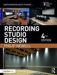 Home Recording Studio Design Book Focal Press Aes Presents