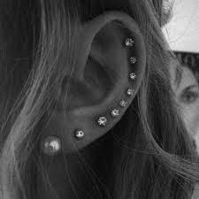 earrings for pierced ears 50 beautiful ear piercings and design