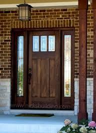 Shaker Style Exterior Doors Shaker Style Door This Is 100 Solid Wood No Veneers As They