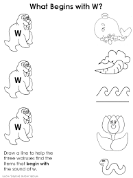 draw a line beginning consonant worksheets