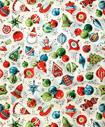 wrapping paper for christmas vintage christmas wrapping paper beneconnoi