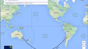 Air Canada Flight Map by Flat Earth Why Air Flights Are Not Straight Lines In Map Youtube