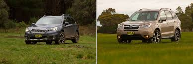 2016 subaru forester lifted which to choose subaru outback or subaru forester practical