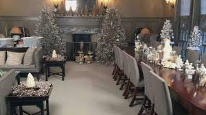 Table Decoration Ideas Videos by Video Christmas Decorations Throughout The House Martha Stewart