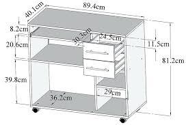 profondeur meuble haut cuisine largeur meuble cuisine taille standard meuble cuisine profondeur