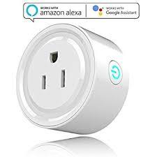 tp link smart plug amazon black friday amazon com wifi smart plug works with alexa mini time switch