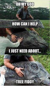 Tree Fiddy Meme - 25 best memes about tree fiddy loch ness monster tree fiddy