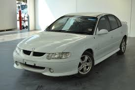 repossessed holden commodore wagon 7 seater graysonline