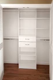 Shelving For Closets by 25 Best Reach In Closet Ideas On Pinterest Master Closet Layout