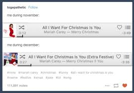All I Want For Christmas Is You Meme - 26 christmas tumblr posts that will leave you laughing blazepress