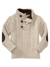boys sweater gap patch mockneck sweater ones clothes