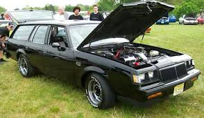Customized Memes - buick regal station wagon customized with buick grand national