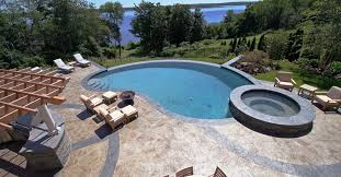 Backyard Cement Ideas Small Pool Designs Best Ideas For Cramped Backyard Space Ruchi