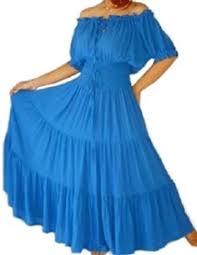 u253 romantic gypsy peasant dress lotustraders made 2 order choose