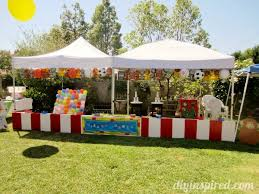 Circus Birthday Decorations 14 Awesome Diy Kid Birthday Party Themes First Birthday Party Themes