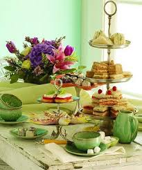 tea party table tea party decorations