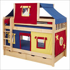 Castle Bunk Bed With Slide Bedroom Magnificent Bunk Beds With Stairs And Shelves Bunk Beds