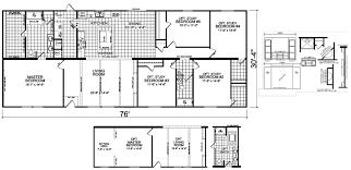 5 bedroom double wide floor plans goldsboro 32 x 76 2305 sqft mobile home factory expo home centers