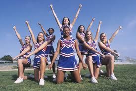 Cheerleader Flags The Different Types Of Cheerleaders