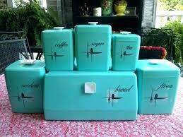 teal kitchen canisters teal kitchen canisters 19 teal blue canister set teal ceramic