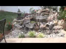 Aquascape Inc Pondless Waterfall By Island Aquascape Inc Long Island Ny Youtube