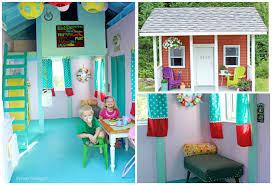 outdoor playhouse furniture